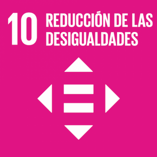 REDUCCIÓN DE LAS DESIGUALDADES
