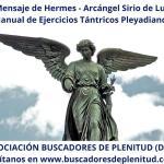 Mensaje de Hermes - Ejercicios Tántricos Pleyadianos 2