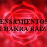 Meditación Limpieza Pensamientos Chakra Raiz