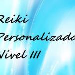 Cursos de REIKI Personalizados Nivel 3