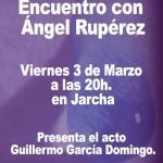 Encuentro con Ángel Rupérez