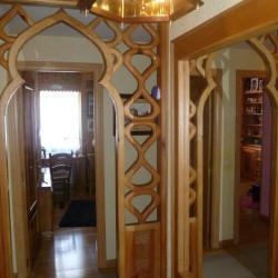 Artesania madera Gredos