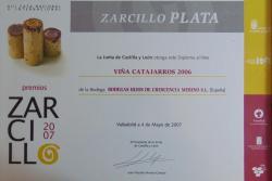 Premio Zarzillo de Plata 2007