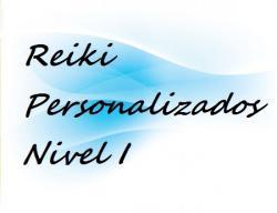 Cursos de REIKI Personalizados Nivel I