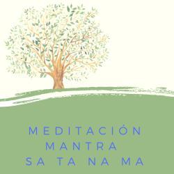 Meditación con mantra SA TA NA MA