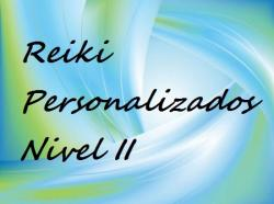 Cursos de REIKI Personalizados Nivel 2