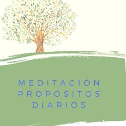 Meditación Propósitos Diarios