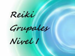 Cursos de REIKI Grupales Nivel 1