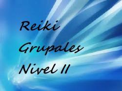 Cursos de REIKI Grupales Nivel 2