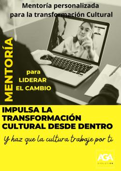 MENTORÍA PARA PROCESOS DE TRANSFORMACIÓN CULTURAL