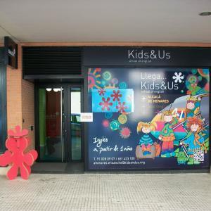 Kids & Us. Alcala de Henares. Madrid