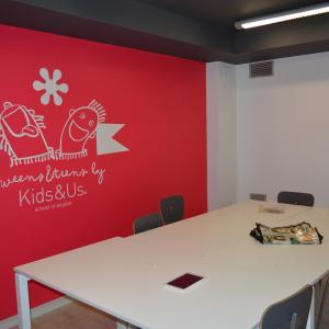 Kids & Us. Aravaca. Madrid