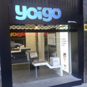 Tienda Yoigo en Avda Ciudad de Barcelona