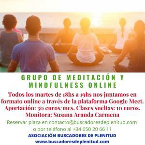 Grupo de Meditación y Mindfulness