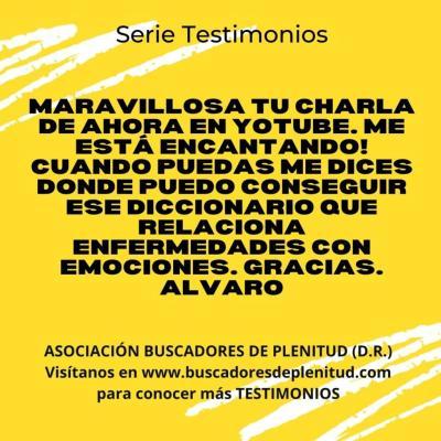 NUESTROS CLIENTES DAN TESTIMONIO - Alvaro