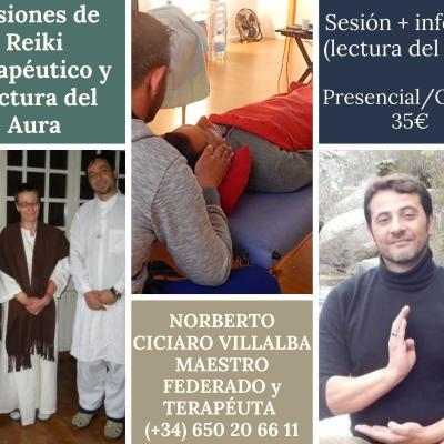 Sanación, Armonización y Tratamiento Reiki