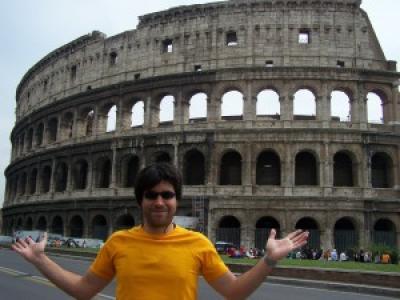 (2)Arrivederci Roma