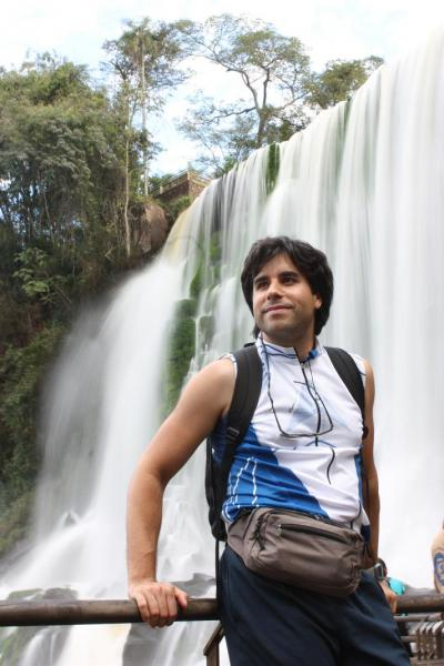 Viaje Vuelta al Mundo: Cataratas de Iguazú de Argentina.