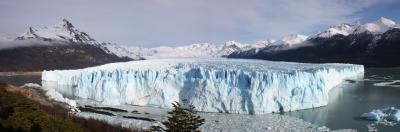 Viaje Vuelta al Mundo. Perito Moreno... grandioso.