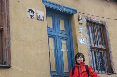 Viaje Vuelta al Mundo: Valparaíso y Neruda.