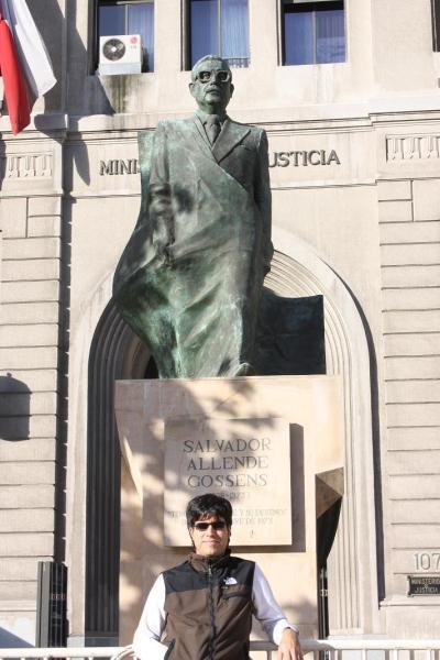 Viaje Vuelta al Mundo: Fin de semana en la Capital Chilena.