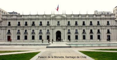 Viaje Vuelta al Mundo:Días en Santiago de Chile.