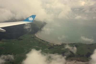 Viaja Vuelta al Mundo: Just arrived in New Zealand¡¡