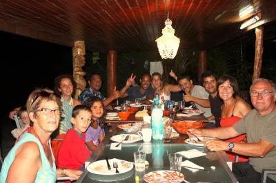 Viaje Vuelta al Mundo: Poisson Cru à la Tahitienne.