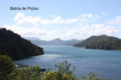 Viaje Vuelta al Mundo: En ruta por la isla Sur de NZ.