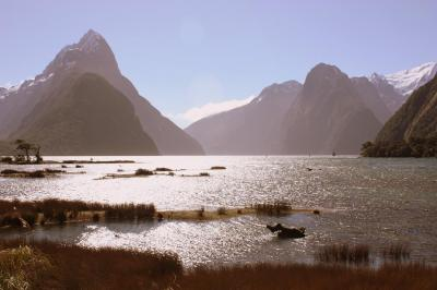 Viaje Vuelta al Mundo: Milford Sound.