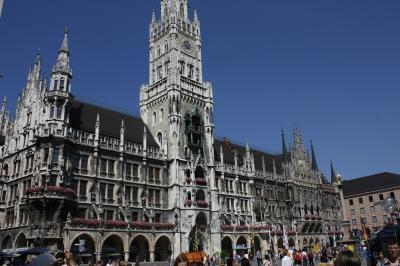 Llegamos a Munich