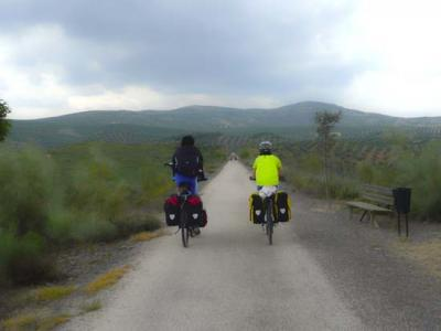 Día del libro, Solidaridad y Bicicleta