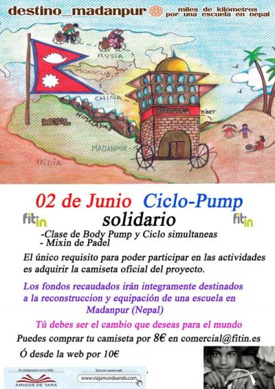 Ciclo-Pump Solidario