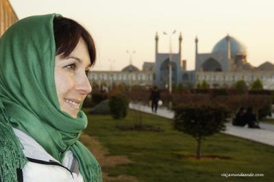 Irán, tierra de paz