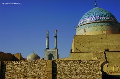 Golestán, tierra de rosas, Irán