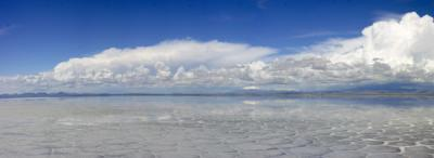 Un espejo en el cielo, Bolivia