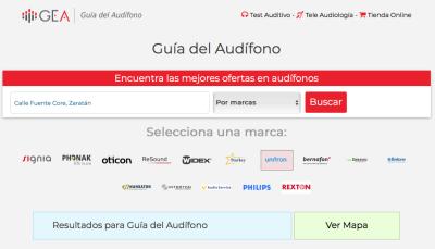 Busca de 3 formas distintas el mejor audífono en la Guía del Audífono