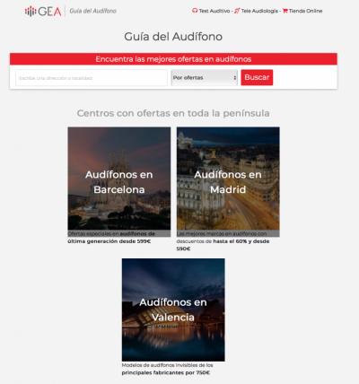 Razones por las que comparar ofertas en audífonos en la Guía del Audífono antes de comprar
