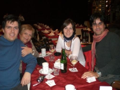 Viaje Vuelta al mundo: Noche de Tango