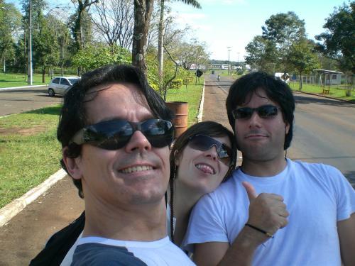Viaje Vuelta al Mundo: La triple frontera: Argentina-Brasil-Paraguay.