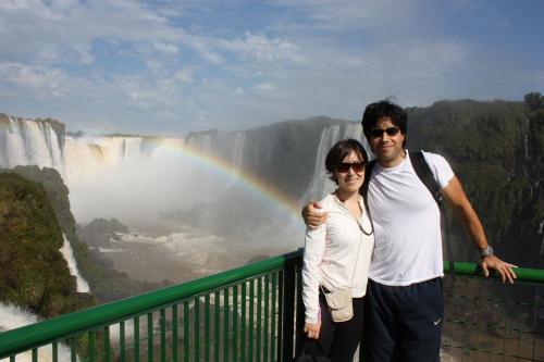 Viaja Vuelta al Mundo: Fotografías de Las Cataratas de Iguazú Do Brasil