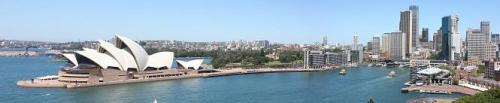 Viaje Vuelta al Mundo: De paso por Sydney.