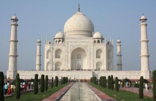 Viaje Vuelta al Mundo: Taj Mahal, memoria de amor...