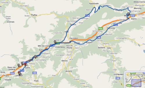 """Tirol """"del Oeste"""": Rutas por los Alpes Austríacos"""