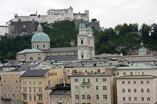 Salzburgo, bien merece una visita