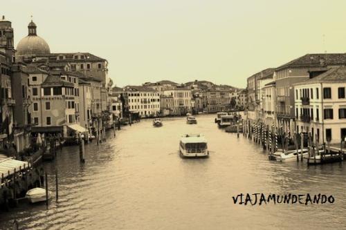 De nuevo en Venecia