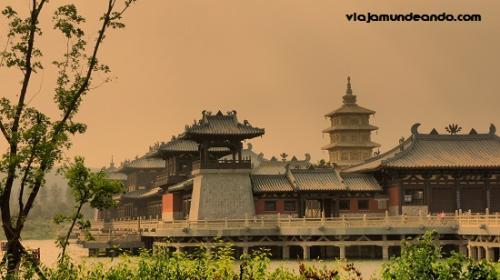 Destino_Madanpur: Las huellas del pasado, China