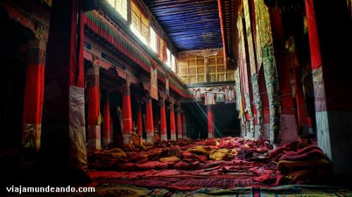 Destino_Madanpur: Lhasa en imágenes, Tibet