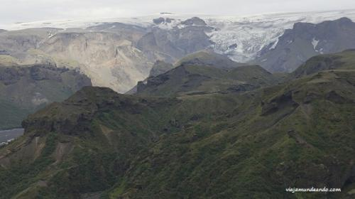 Tierra de Hielo y Fuego, Islandia