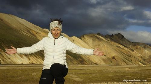 Landmannalaugar, paisajes de otro planeta, Islandia
